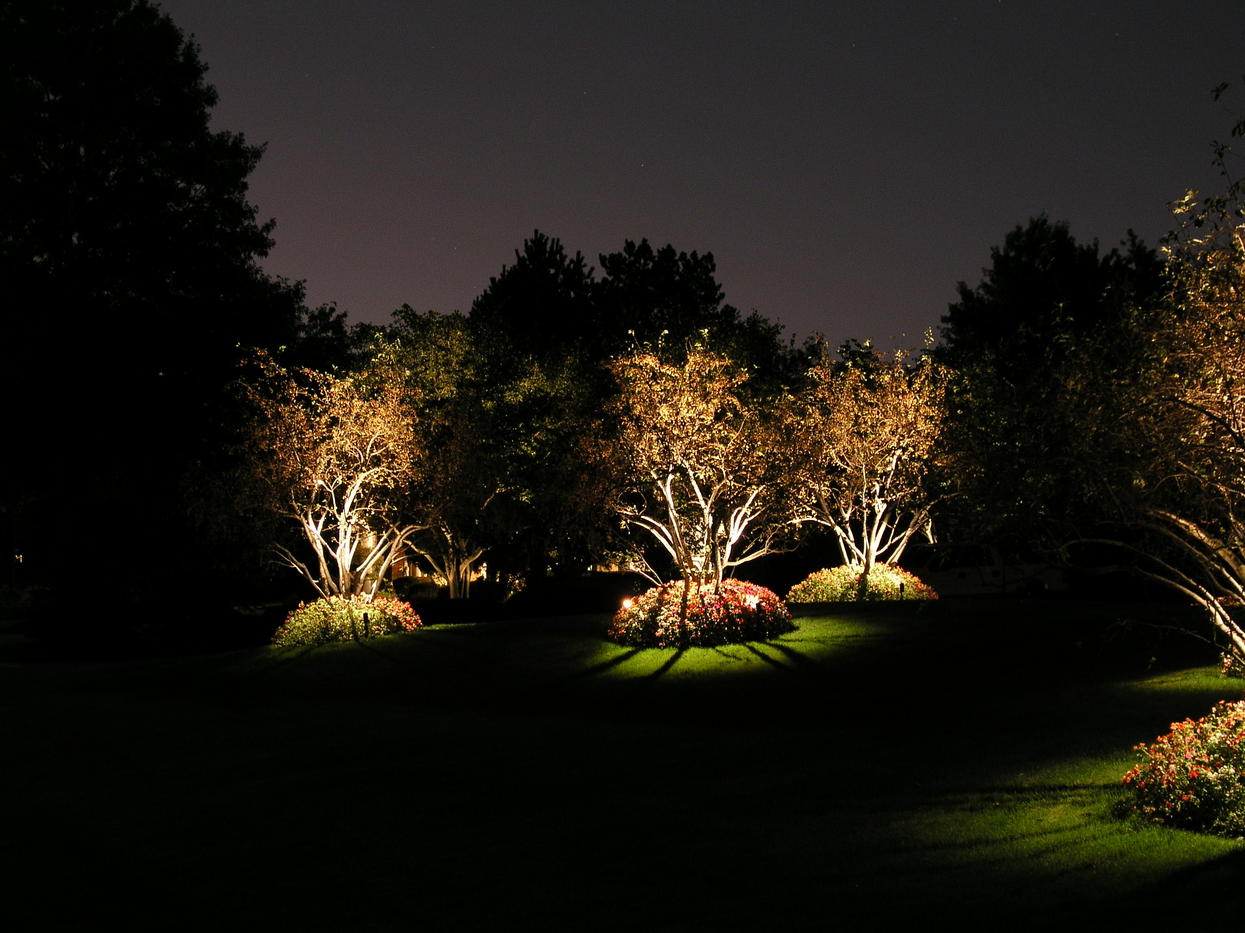 Installing low voltage best led outdoor landscape lighting kits aloadofball Image collections
